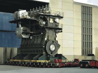 Φωτογραφία για Ο μεγαλύτερος κινητήρας στον κόσμο
