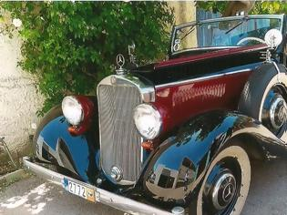 Φωτογραφία για Classic Car Sunday: Τέσσερα εκατομμύρια ευρώ στον... πεζόδρομο
