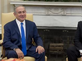 Φωτογραφία για Politico: Το Ισραήλ «φύτεψε» κοριούς στον Τραμπ – Για «κακόβουλο» ψέμα μιλά ο Νετανιάχου