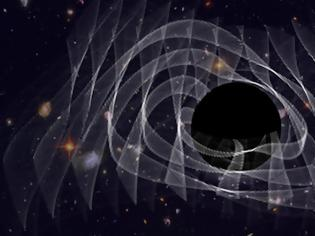 Φωτογραφία για Ψάχνοντας για «τρίχες» κατά τη συγχώνευση μαύρων τρυπών
