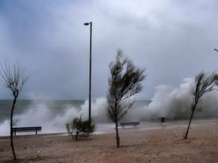 Φωτογραφία για Ισχυροί άνεμοι έως 9 μποφόρ στο Αιγαίο