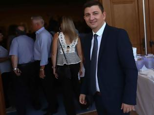 Φωτογραφία για Γιάννης Τριανταφυλλάκης: «Δεν θα αφήσω ανενεργά τα τοπικά συμβούλια, θέλω συνεργασίες» (ηχητικό)