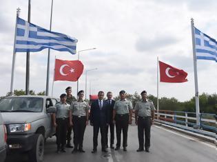 Φωτογραφία για Επίσκεψη ΥΕΘΑ Νικόλαου Παναγιωτόπουλου στην Αλεξανδρούπολη