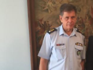 Φωτογραφία για Συνάντηση Δημάρχου Ξηρομέρου με τον Αστυνομικό Διευθυντή της Διεύθυνσης Αστυνομίας Αιτωλίας (ΔΕΙΤΕ ΦΩΤΟ)