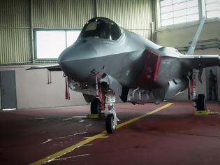 Φωτογραφία για «Κλειδώνει» η αγορά των υπερσύγχρονων F35 - Ένα «αόρατο» αλλά πανάκριβο όπλο στη φαρέτρα της Πολεμικής Αεροπορίας