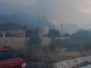 Φωτογραφία για Πυρκαγιά στην Κεφαλονιά