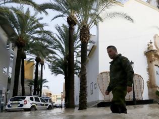 Φωτογραφία για Εντοπίστηκε και 6ος νεκρός από τις πλημμύρες στη νοτιοανατολική Ισπανία
