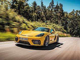 Φωτογραφία για Porsche 718 Cayman GT4