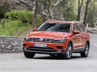 Φωτογραφία για VW Tiguan Allspace