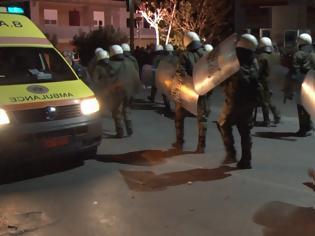 Φωτογραφία για Κως: Παράνομοι μετανάστες ξυλοκόπησαν και έστειλαν στο νοσοκομείο αστυνομικούς!