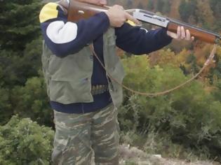 Φωτογραφία για Παραλίγο τραγωδία στο «καρτέρι» για αγριογούρουνο στο Καρπενήσι