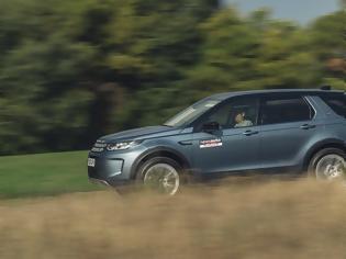 Φωτογραφία για Land Rover Discovery Sport