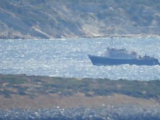 Φωτογραφία για Επιμένει η Τουρκία: «Κυκλώνει» το Καστελόριζο το Bilim 2