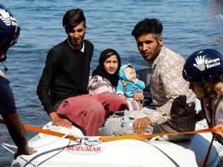 Φωτογραφία για Ωρολογιακή βόμβα : Χιλιάδες επιπλέον μετανάστες στα νησιά..