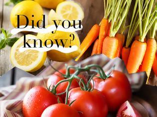 Φωτογραφία για Ήξερες ότι αυτές οι 10 τροφές που καταναλώνεις καθημερινά είναι superfoods;