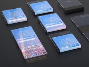 Φωτογραφία για TO  δεύτερο foldable smartphone τύπου Motorola Razr