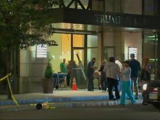 Φωτογραφία για Νέα Υόρκη: Αυτοκίνητο «εισέβαλε» σε ξενοδοχείο του Τραμπ