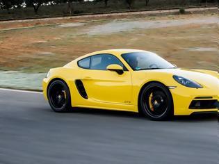 Φωτογραφία για Porsche Cayman -e?