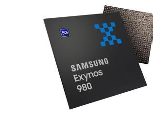 Φωτογραφία για TO πρώτο mobile SoC με ενσωματωμένο 5G modem, το Exynos 980