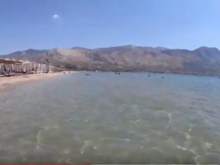 Φωτογραφία για ΔΕΙΤΕ την όμορφη παραλία της ΠΟΓΩΝΙΑΣ με τα πεντακάθαρα νερά - [ΒΙΝΤΕΟ: n.p. photography]