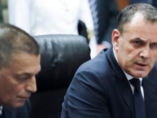 Φωτογραφία για ''Αδειάζει'' Στεφανή ο ΥΕΘΑ Νίκος Παναγιωτόπουλος για το Σώμα Υπαξιωματικών