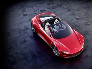 Φωτογραφία για Tesla Roadster