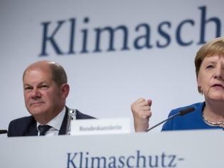 Φωτογραφία για Γερμανία: Κατέληξαν σε συμφωνία για το κλίμα μετά από διαπραγματεύσεις 19 ωρών