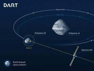 Φωτογραφία για Ο αληθινός.. Αρμαγεδδών - Πώς η NASA θα επιχειρήσει να αλλάξει πορεία σε αστεροειδή το 2021 (video)