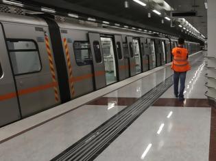 Φωτογραφία για Μετρό: Αλλάζουν όνομα οι σταθμοί σε Ευαγγελισμό και Άγιο Δημήτριο