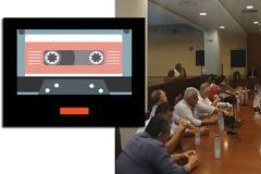 ΔΗΜΟΣ ΞΗΡΟΜΕΡΟΥ: Τα ηχογραφημένα Πρακτικά του Δημοτικού Συμβουλίου στις 8 Σεπτεμβρίου 2019
