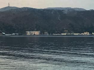 Φωτογραφία για Λέρος: Δείτε τι έκλεψαν από τη βάση του Πολεμικού Ναυτικού
