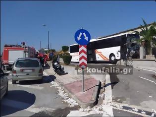 Φωτογραφία για Θεσσαλονίκη: Το ατύχημα με το ΚΤΕΛ και τους 12 τραυματίες προκλήθηκε από μια... μέλισσα