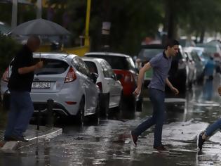 Φωτογραφία για Έκτακτο δελτίο επιδείνωσης καιρού: Έρχονται βροχές και καταιγίδες μέχρι το Σάββατο