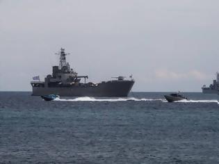 Φωτογραφία για Η Αθήνα θα στείλει πλοία για άσκηση με πραγματικά πυρά στην Κάρπαθο