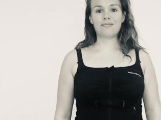 Φωτογραφία για «Έξυπνη μπλούζα» εξετάζει πνεύμονες και αναπνοή