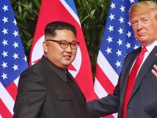 Φωτογραφία για Βόρεια Κορέα προς ΗΠΑ: Δεν μας ενδιαφέρει να συνεχίσουμε τις συζητήσεις, αν δεν αλλάξετε πολιτική