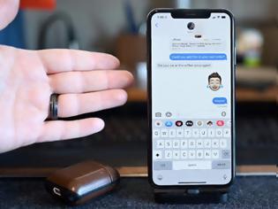 Φωτογραφία για Δείτε μια κρυφή χειρονομία για να σας δείξει πότε στάλθηκε ένα μήνυμα στο iPhone σας