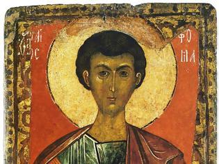 Φωτογραφία για Άγιος Απόστολος Θωμάς-1360, Νόβγκοροντ -Ρωσία