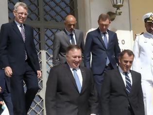 Φωτογραφία για Αμυντική συμφωνία Ελλάδας-ΗΠΑ: «Αγκάθι» η χρονική διάρκειά της