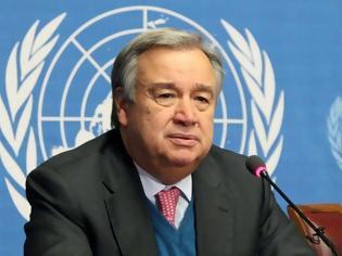Φωτογραφία για Γκουτέρες: Στα πρόθυρα χρεοκοπίας ο ΟΗΕ