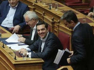 Φωτογραφία για Το έγκλημα του ΣΥΡΙΖΑ δεν ξεπλένει τη ΝΔ…