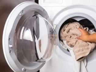 Φωτογραφία για Δείτε το επικίνδυνο για την υγεία σας λάθος που κάνετε με το πλυντήριο ρούχων