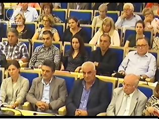 Φωτογραφία για ΑΜΦΙΛΟΧΙΑ: Παρουσιάστηκε το συγγραφικό έργο του Προέδρου Εφετών Αλέξανδρου Σάββα, από τον κύκλο Ελλήνων Λογοτεχνών Δικαστών