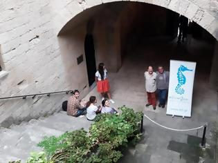 Φωτογραφία για Το Μεσογειακό Ινστιτούτο Κινηματογράφου στη Ρόδο