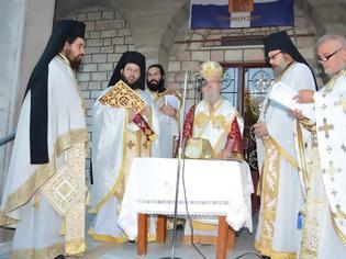 Φωτογραφία για Εγκαίνια  Ιερού  Ναού  Αγίου  Αθανασίου  Γιαννουζίου