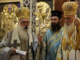 Φωτογραφία για Μητροπολίτης Νέας Σμύρνης Συμεών, Η βεβιασμένη αντιμετώπιση του Ουκρανικού ζητήματος θα εμπλέξει την Εκκλησία μας σε περιπέτειες