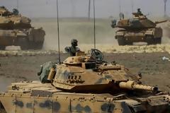 Οι Τούρκοι βομβαρδίζουν στη Συρία - Αναφορές για θύματα μεταξύ των αμάχων