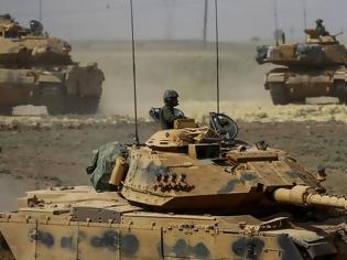 Φωτογραφία για Οι Τούρκοι βομβαρδίζουν στη Συρία - Αναφορές για θύματα μεταξύ των αμάχων