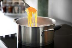 Μείωσε το χρόνο μαγειρέματος των ζυμαρικών στο μισό