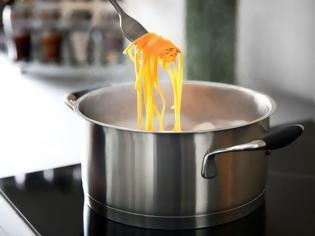 Φωτογραφία για Μείωσε το χρόνο μαγειρέματος των ζυμαρικών στο μισό
